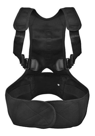 Corrector Postura Espalda Soporte Columna Imán M L Xl Xxl