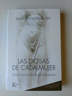 Las Diosas De Cada Mujer Jean Shinoda Bolen