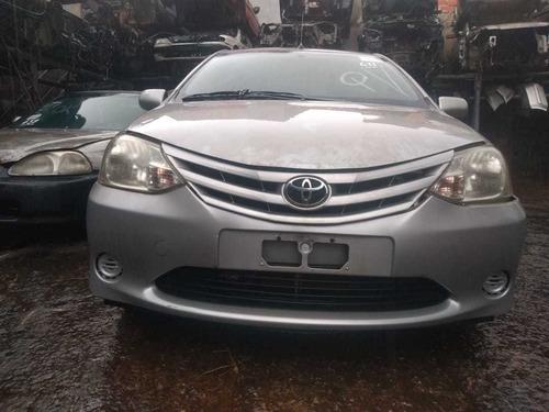 Sucata Toyota Etios Motor 1.3 Nota Baixa Cambio Lataria Etc