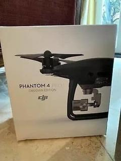 Dji Phantom 4 Pro Plus + Obsidiana Drone Wifi-gps