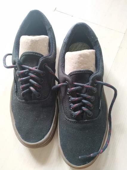 Tênis Vans Era Black/gum