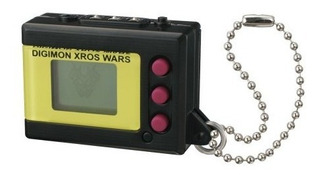 Digimon Japanese Xros Wars Mini Virtual Pet Darkknightmon
