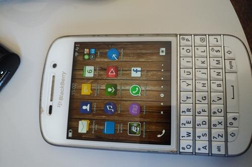 Blackberry Q10 Sqn 100-3 - Usado, Em Perfeito Estado De Func