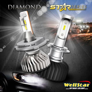 Bombillos Luces Faros Led Wellstar