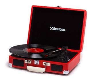 Tocadisco Suitcase (con Bluetooth) 6 Cuotas S/i