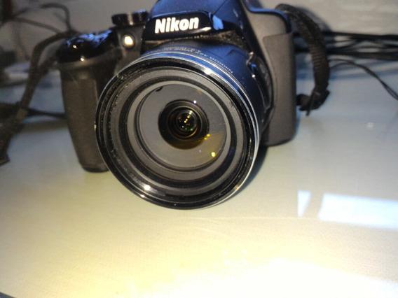 Câmera Nikon P530