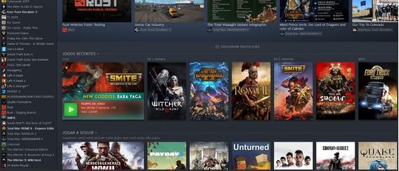 Cyber Punk 2077 Pré Venda Mais ) + 40 Games Co*n8ta Steam O