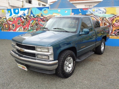 Silverado 4.2 Dlx 4x2 Cs 18v Turbo Intercooler Diesel 2p ...
