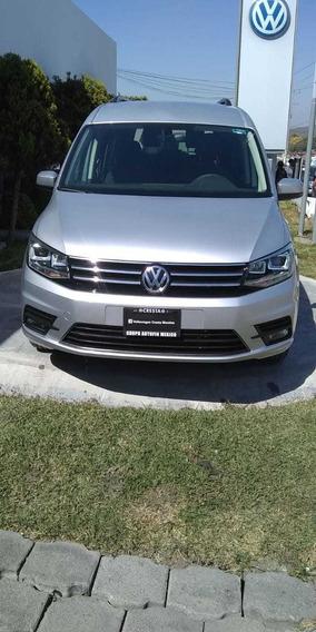 Volkswagen Nuevo Caddy 2020 Pasajeros.