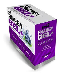 Enargy Gel X 12 Ena Con Cafeina Glutamina Y Ginseng Oferta