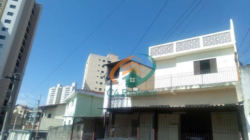 Imagem 1 de 30 de Casa Com 4 Dormitórios À Venda, 134 M² Por R$ 400.000,00 - Vila Rosália - Guarulhos/sp - Ca0165