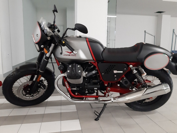 Moto Guzzi Racer