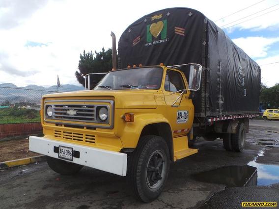 Estacas Chevrolet