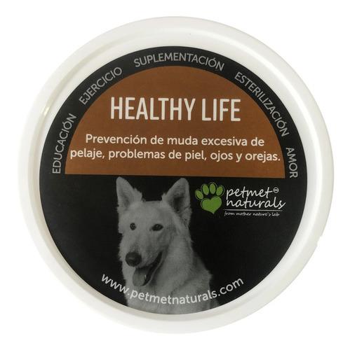 Suplemento Ali. Perro Healthy Life Con Omega 3 Acidos Grasos