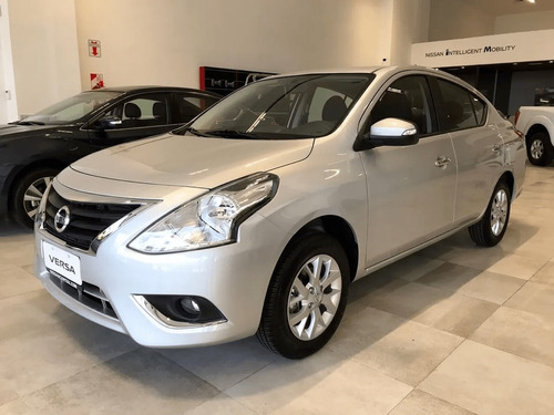 Nissan Capital Versa Vdrive Plus At