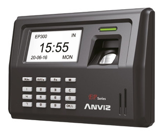 Control Reloj Horario Personal Anviz Huella Ep300