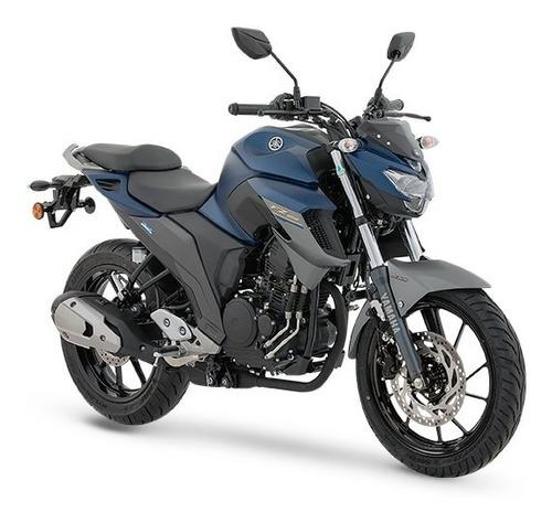 Moto Yamaha Fz 25 0km 12 Sin Interés 2021 Negro