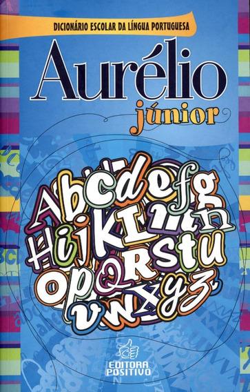 Dicionário Escolar Da Língua Portuguesa - Aurélio Júnior