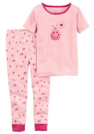 Pijama Nena Carters Dos Piezas Algodon Mercado Importado