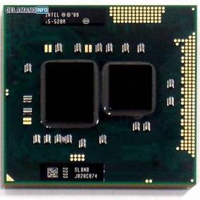 Processador Intel I5-520m Slbnb 3m Cache, 2.40 Ghz+ Brinde