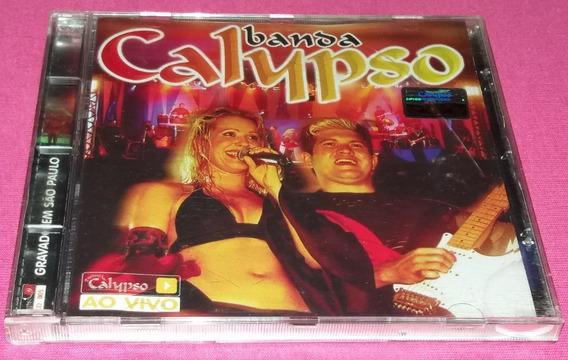 Cd Banda Calypso - Gravado Em São Paulo