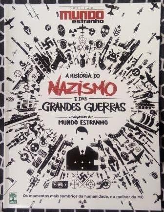 Revista - A História Do Nazismo E Das Grandes Guerras