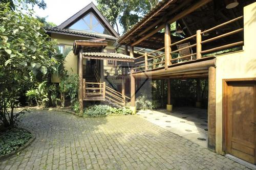 Casa De Praia Para Venda Em São Sebastião, Praia De Cambury, 3 Dormitórios, 3 Suítes, 5 Banheiros, 4 Vagas - Ag0144_1-1763961