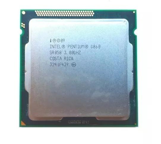 Processador Intel Pentium Dual Core G860 1155 3ghz