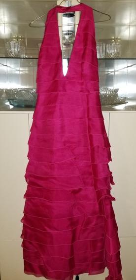 Vestido De Fiesta Maria Isabel