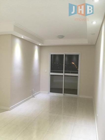 Apartamento Com 3 Dormitórios À Venda, 76 M² Por R$ 340.000 - Jardim Satélite - São José Dos Campos/sp - Ap1971