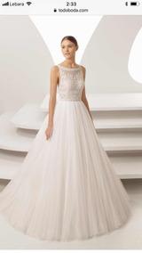 Vestido De Noiva rosa Clara,