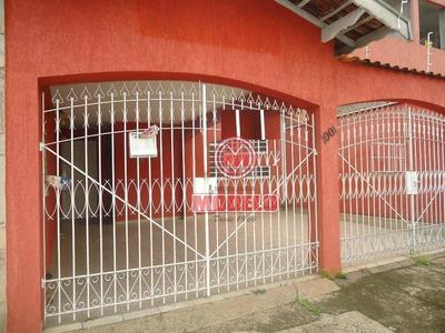 Casa Com 4 Dormitórios Para Alugar, 135 M² Por R$ 1.400/mês - Nova Pompéia - Piracicaba/sp - Ca0152