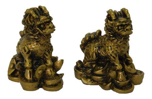 Imagen 1 de 2 de Figuras De Feng Shui Proteccion Para La Abundancia (nuevo)