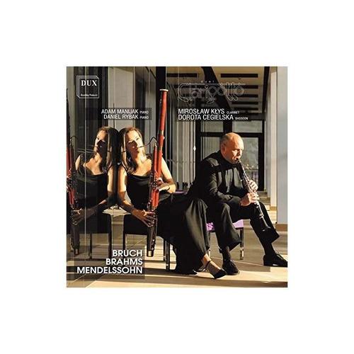 Imagen 1 de 3 de Bruch/klys Miroslaw/cegielska Dorota Duet Clarigotto Play Br