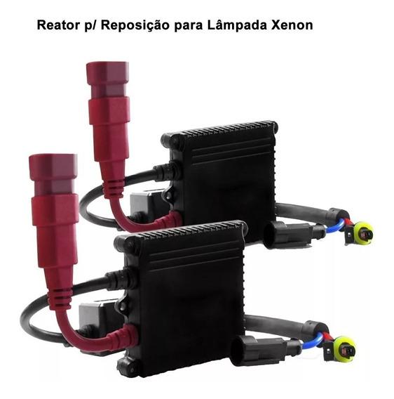 Reator Slim P/ Kit Xenon Hid Moto, Carro Universal Reposição