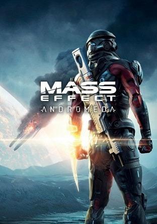 Mass Effect Andromeda + 1 Jogo ( Mídia Física ) Pc - Dvd