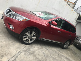 Nissan Pathfinder 3.5 Exclusive Mt