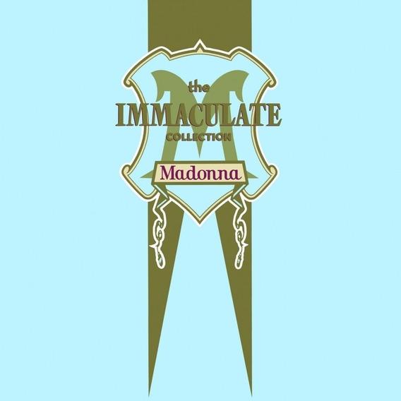 Madonna Immaculate Collection Cd Nuevo Original