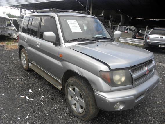 Sucata Mitsubishi Pajero Oi 1.8 2000