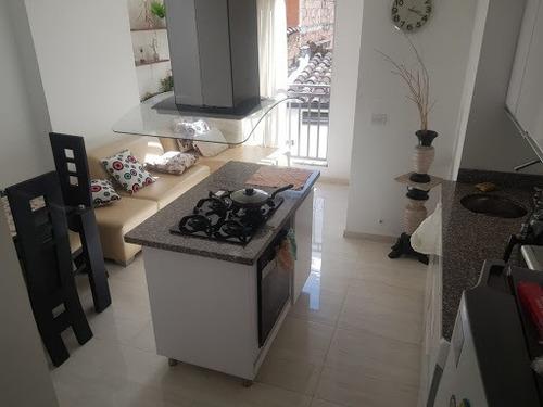 Imagen 1 de 9 de Apartamento En Venta La Doctora 1092-626