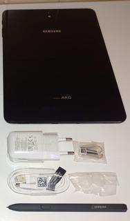 Tablet Samsung Galaxy Tab S3 Nueva Con Accesorios Y Funda