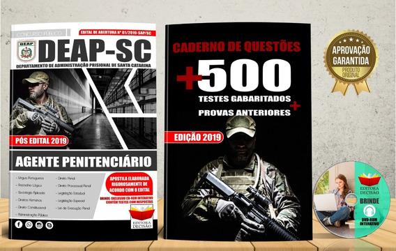 Apostila Agente Penitenciário Deap Sc 2019