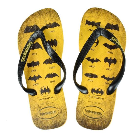 Havaianas Ojotas Hombre Dama Batman Minions Original (0257)
