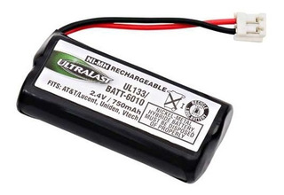 Bateria Tel. Inalambrico 2.40 Volts Ultralast Battery Master