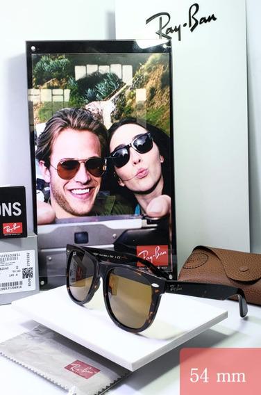 Ray Ban Wayfarer Rb2140 901 54 18 - Gafas en Mercado Libre