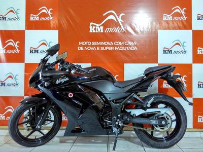 Ninja 250 Preta 2011