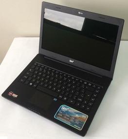 Notebook Positivo Sim+ Amd 4gb 500gb Windows 14