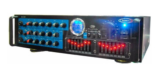 Consola Potenciada Usb-sd-rca-3 Canales 150w Profesional 031