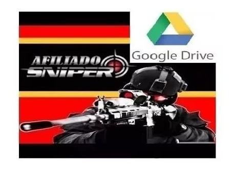 Curso Afiliado Sniper Completo Gdrive + Mil Infoprodutos