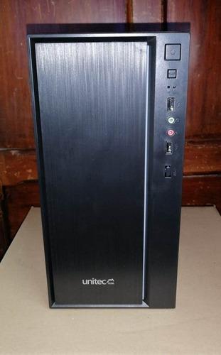 Cpu Gamer Medio Intel Core I5 Cuarta G Ram4 Gb Disco 500 Gb